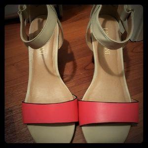 Lane Bryant Sandals.  9w
